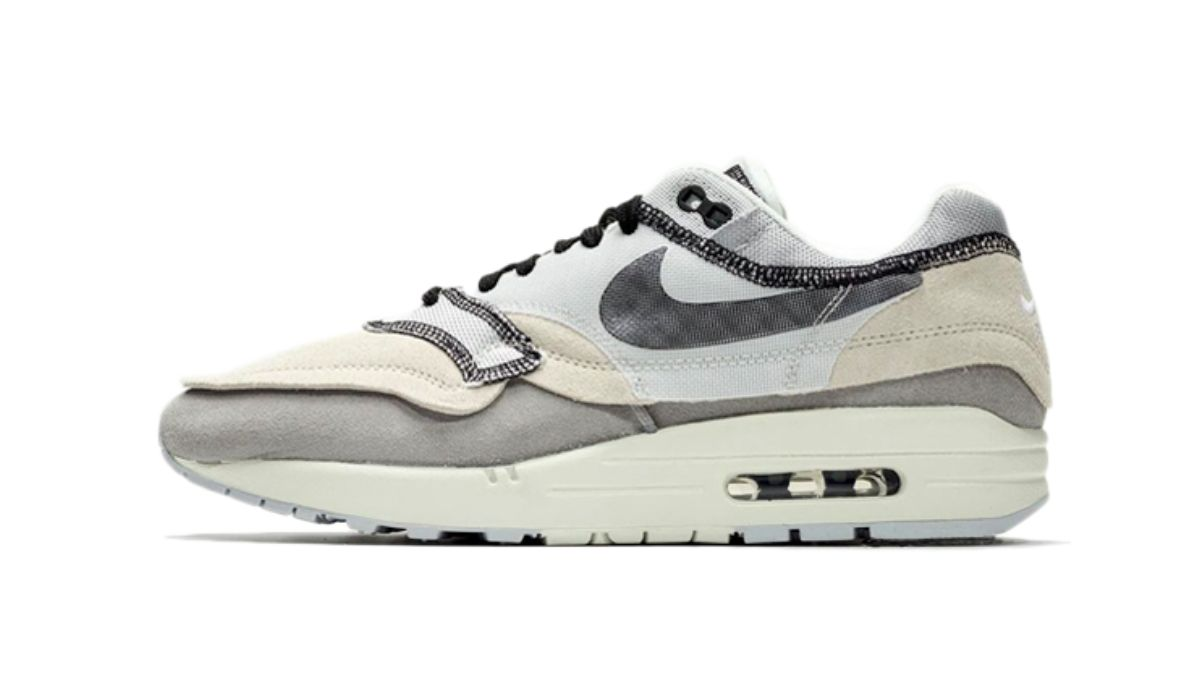 """Nike Air Max 1 Inside Out """"Grey"""""""