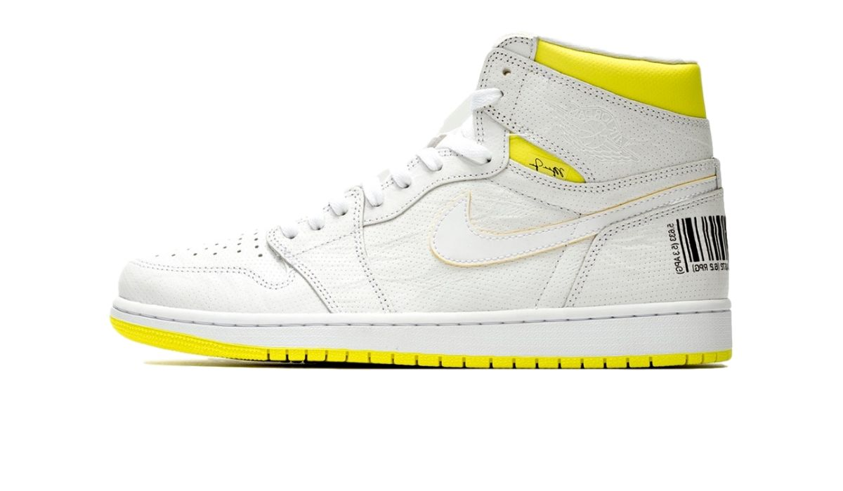 "Nike Air Jordan 1 High ""First Class"""