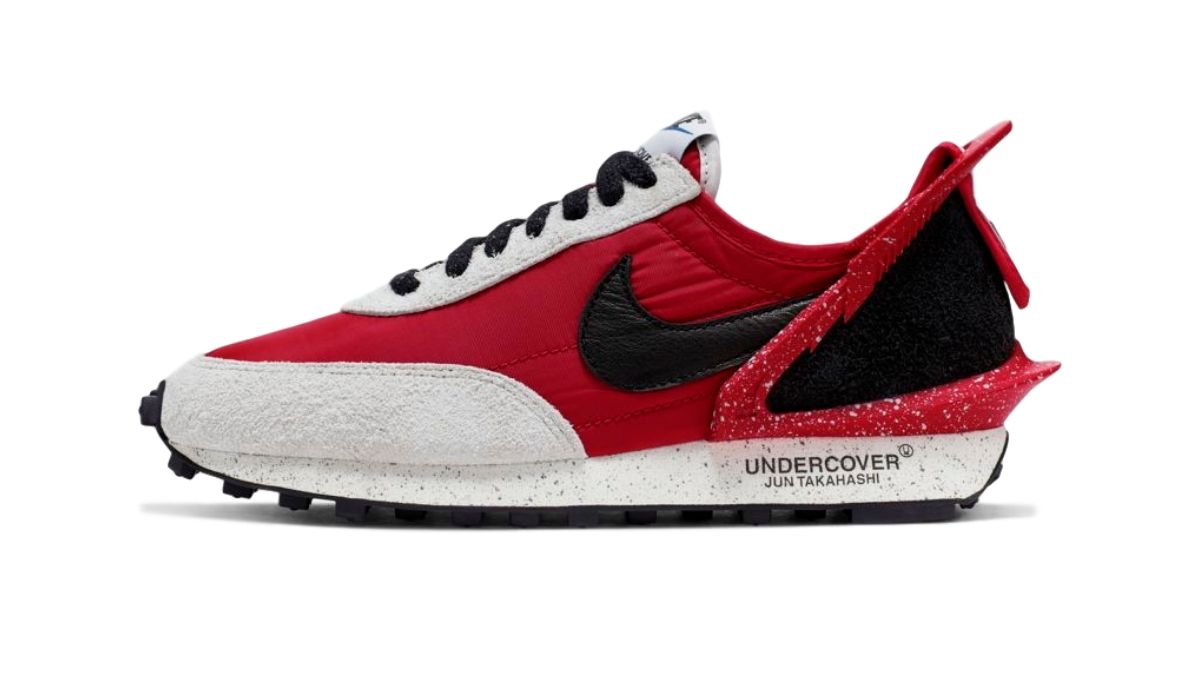 "Undercover x Nike Daybreak ""University Red"""