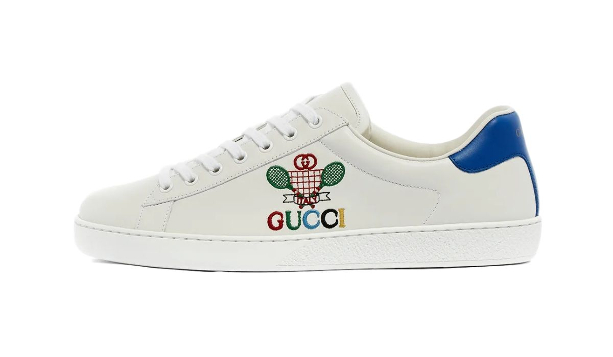 Gucci New Ace Tennis Bee