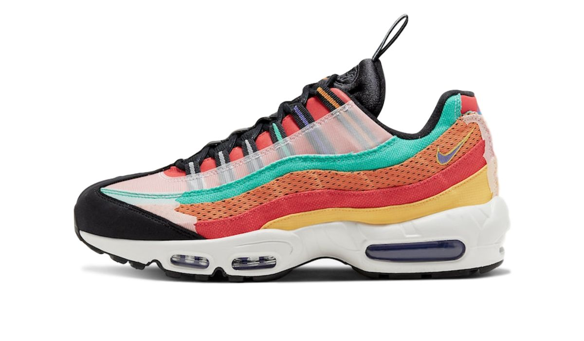 Nike Air Max 95 Black History Month Multicolor