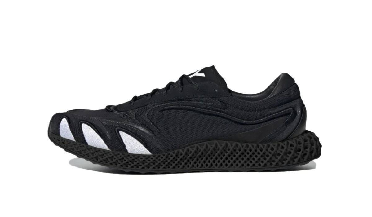 adidas Y-3 Runner 4D Black/White