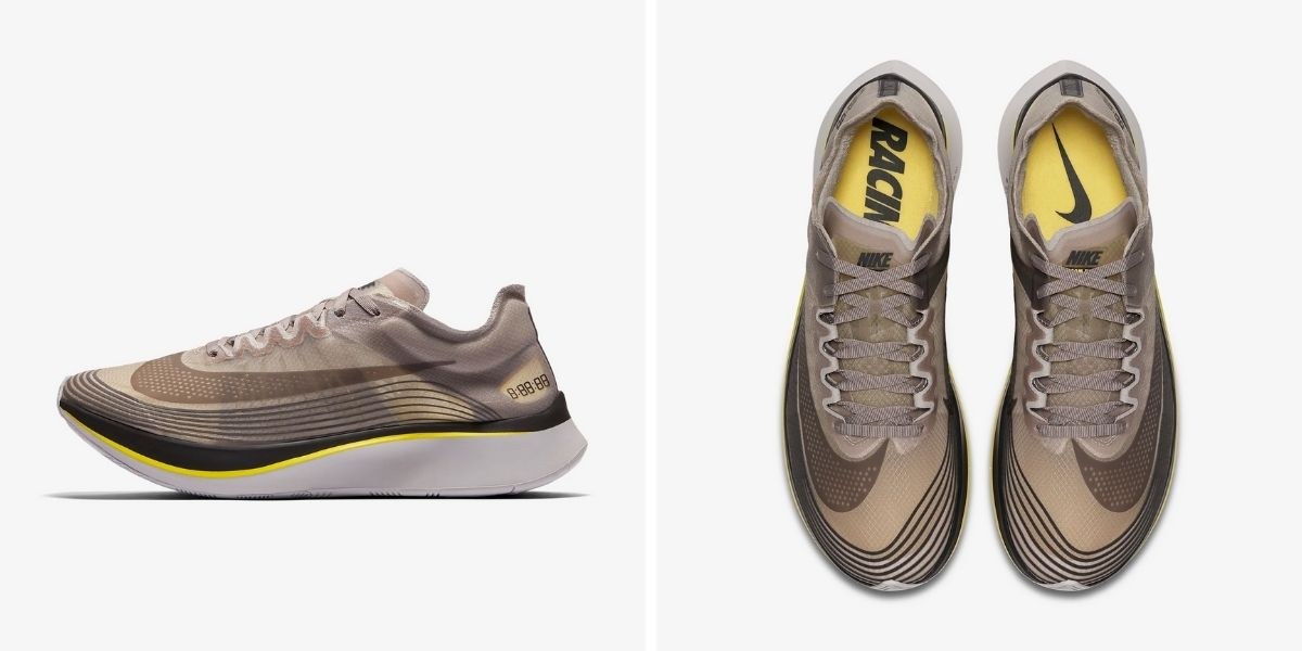Nike Zoom Fly SP Brun