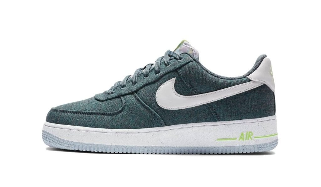 Air Force 1 Recycled
