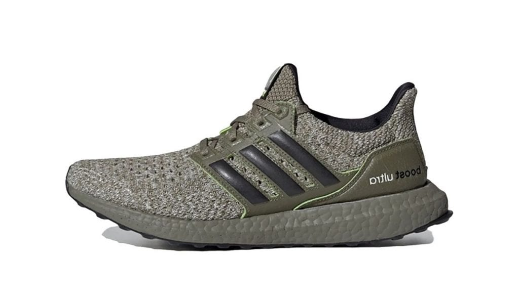 Star Wars Ultra Boost Yoda
