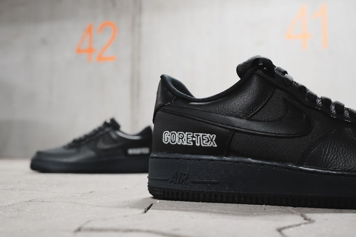 Gore tex air force 1