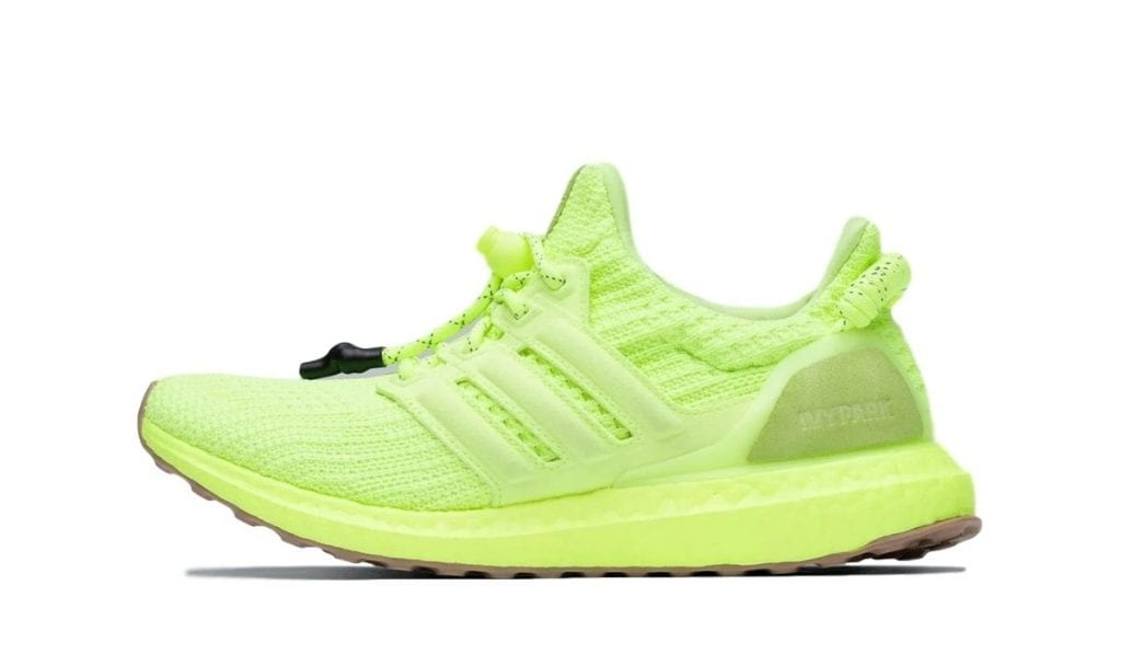 Beyonce Ultra Boost Yellow Gul