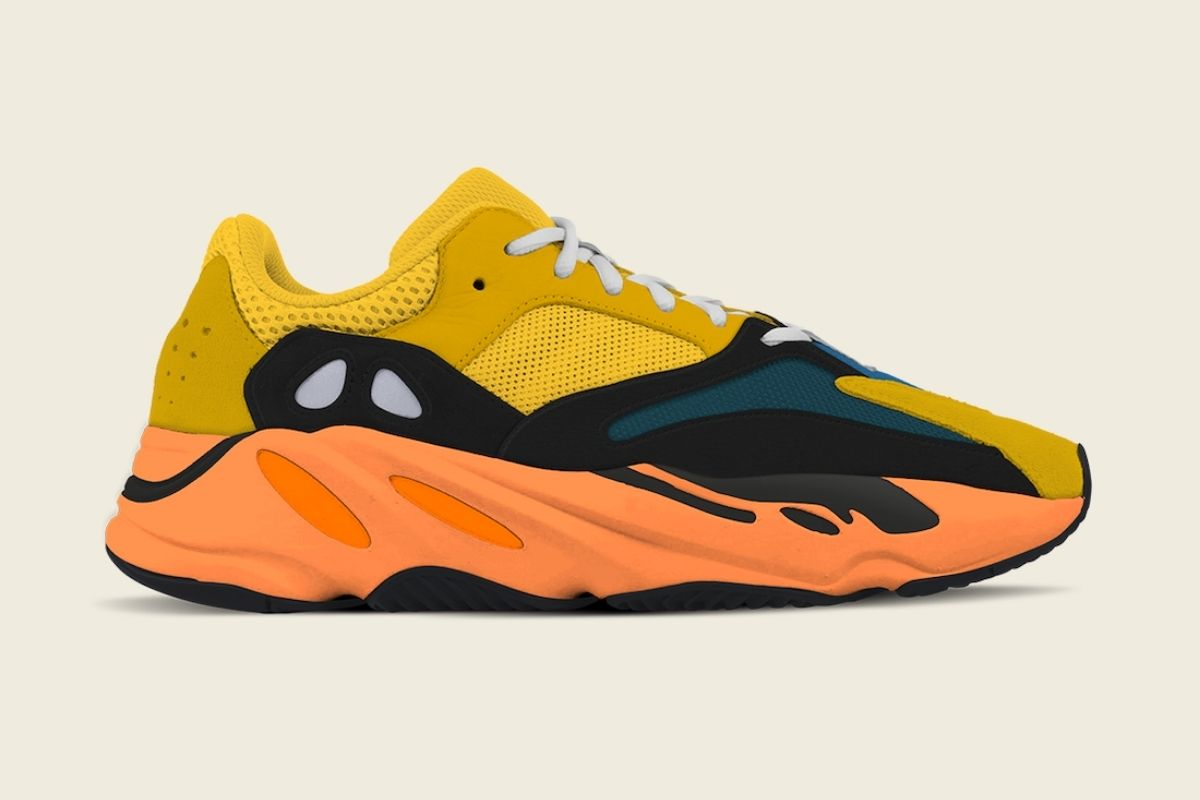 "Yeezy Boost 700 gør comeback i ny ""Sun"" colorway"