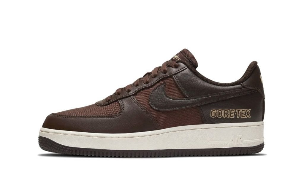 vandtæt air force 1