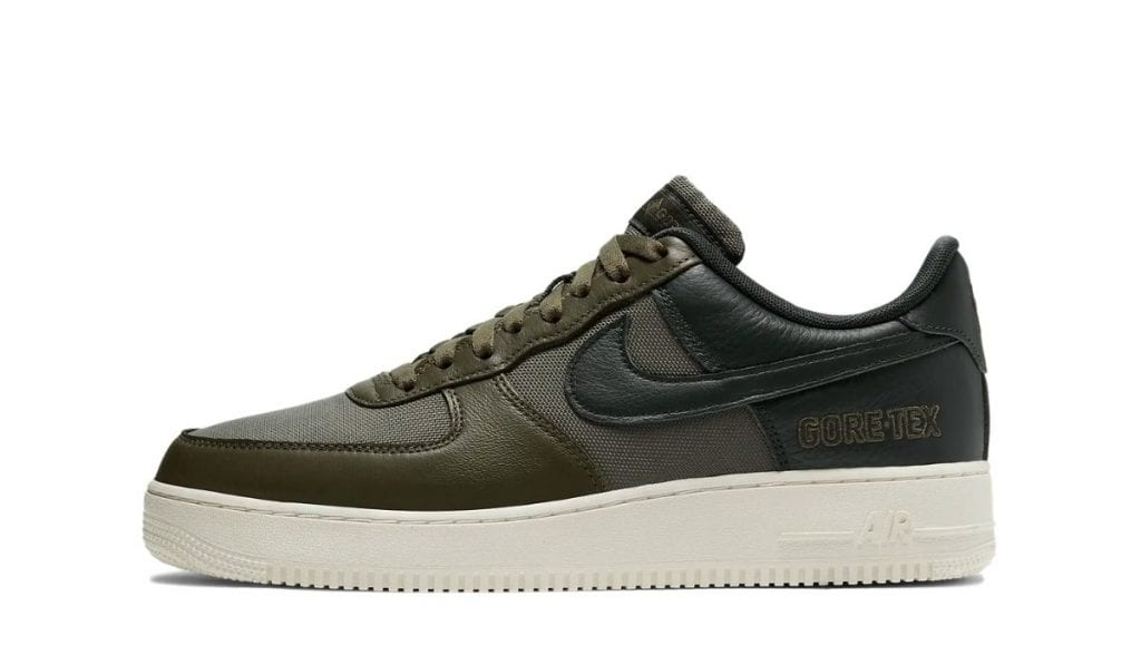 Air Force 1 Gore tex green