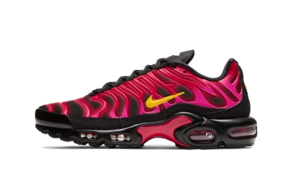 Air Max Plus Supreme Pink