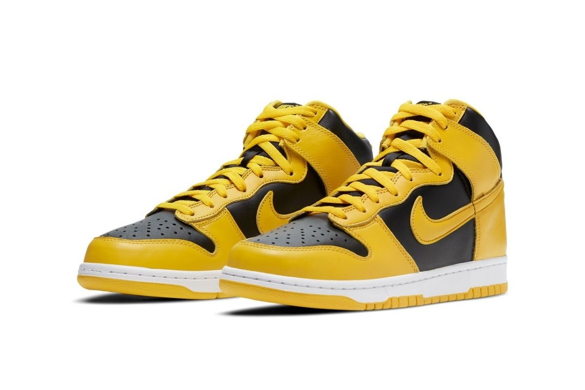 "Nike Dunk High ""Varsity Maize"" gør comeback"