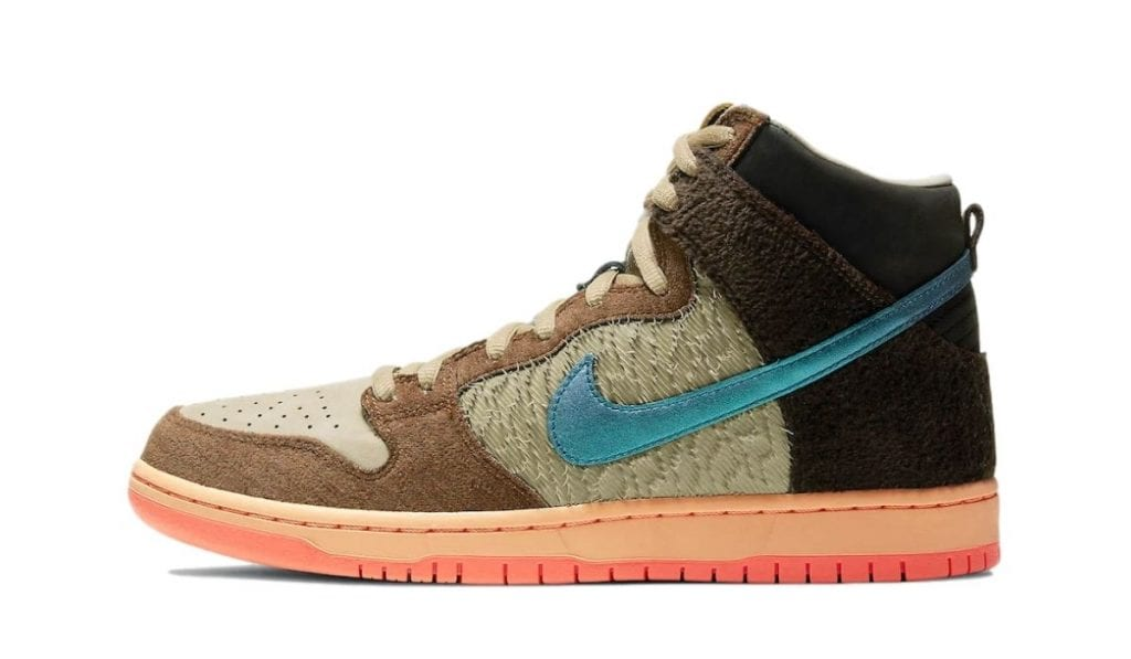 Dunk High Turdunken