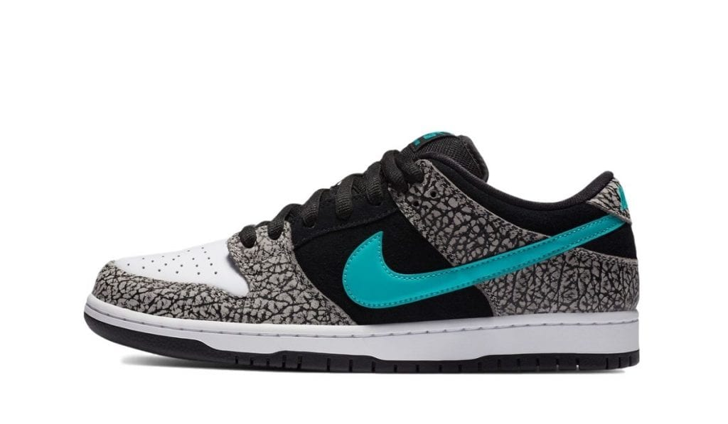Dunk Low Elephant atmos