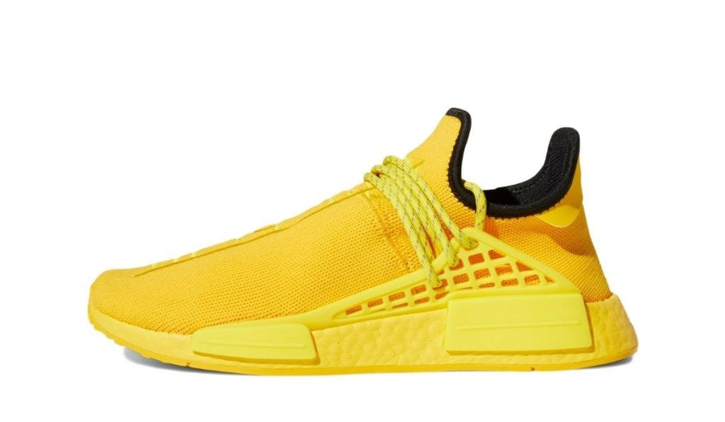 NMD HU Yellow gold
