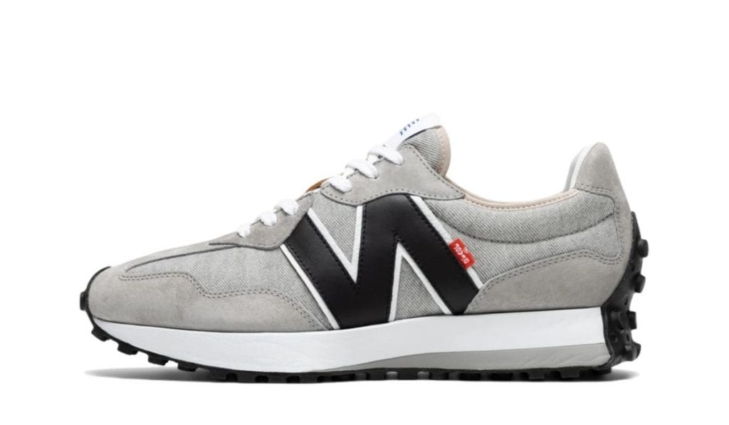 Levis x New Balance 327 Grey MS327LVB