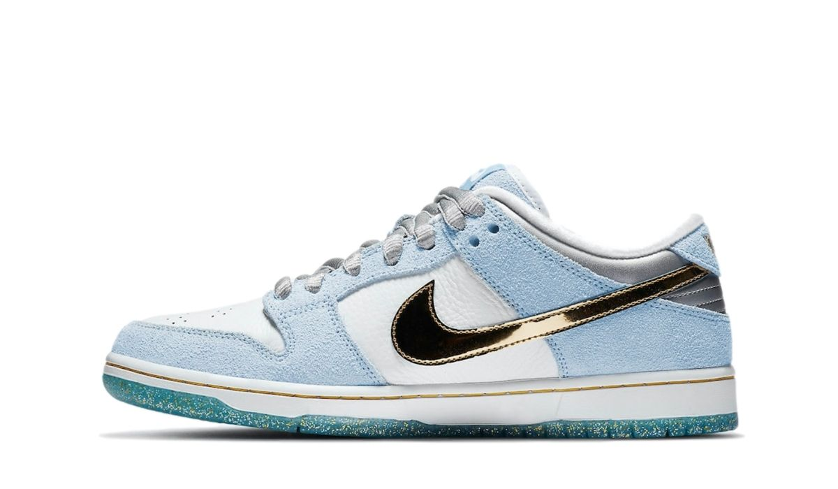 Sean Cliver x Nike Dunk Low Christmas