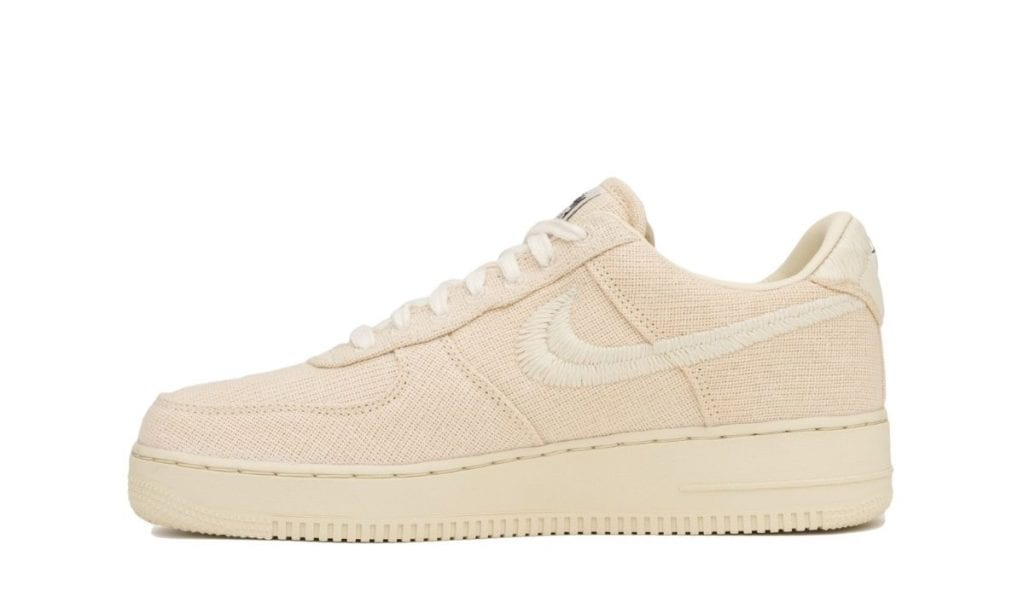 stussy air force 1 sand