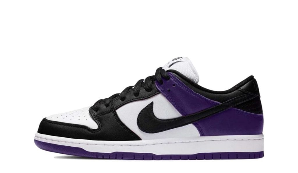 Dunk Low Purple