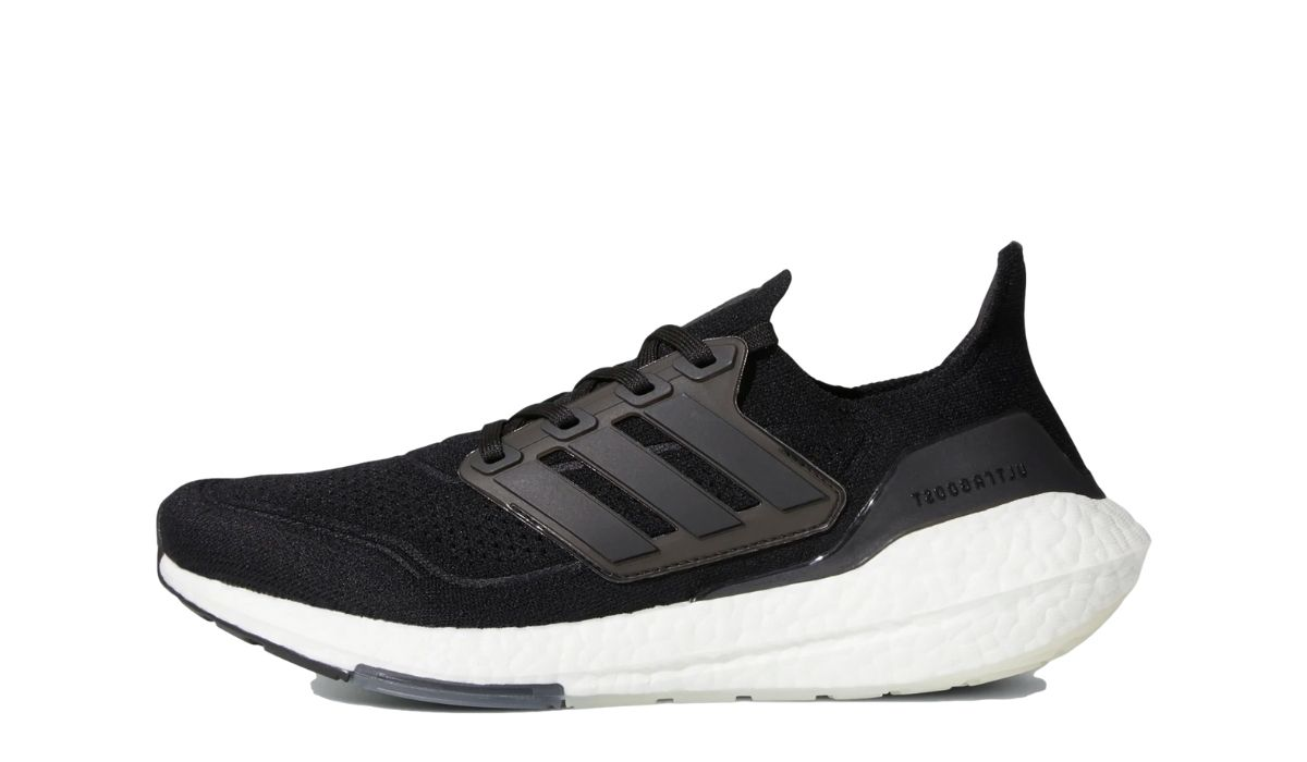 adidas Ultra Boost 21 Black White