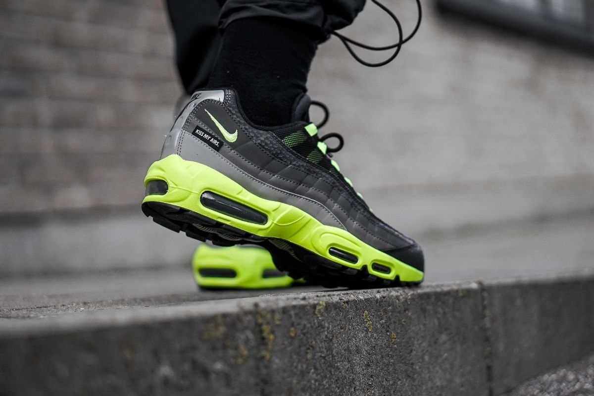 "Review: Nike Air Max 95 ""Kiss My Airs"""
