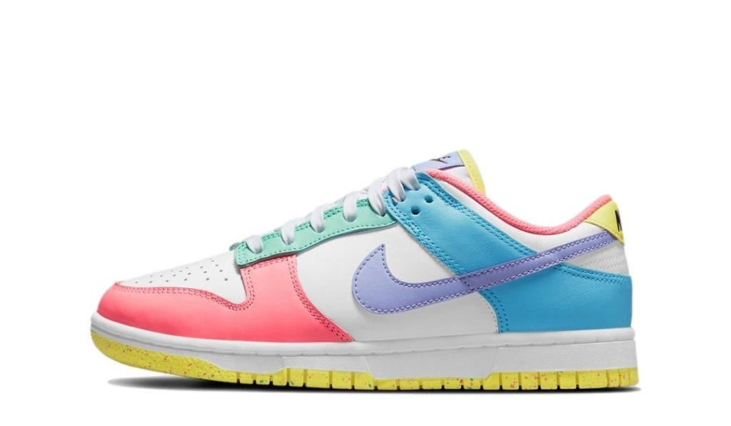 Dunk Low Multicolor