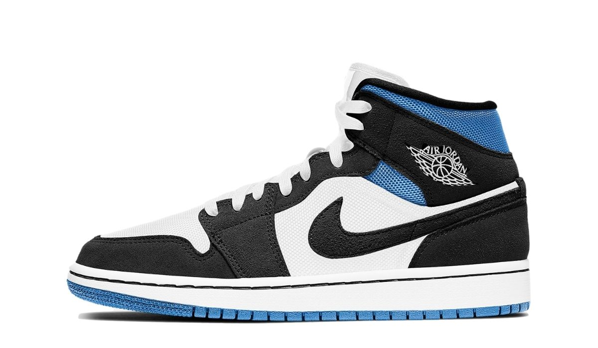 Nike WMNS Air Jordan 1 Mid University Blue