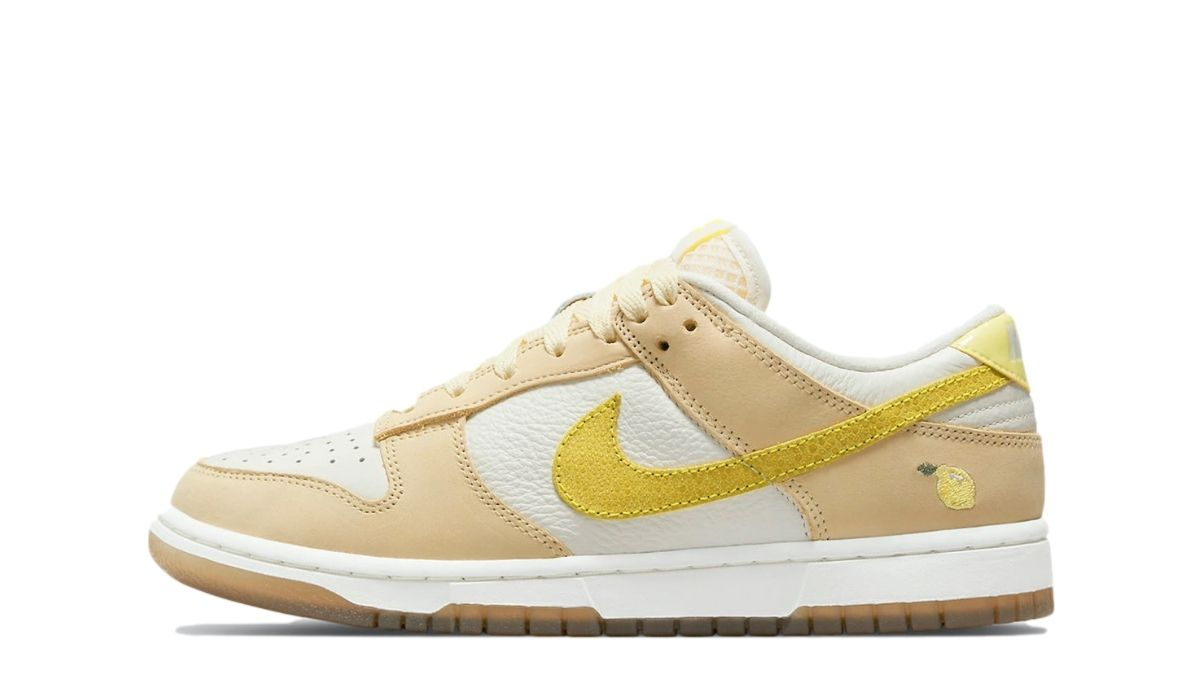 Nike WMNS Dunk Low Lemon Drop