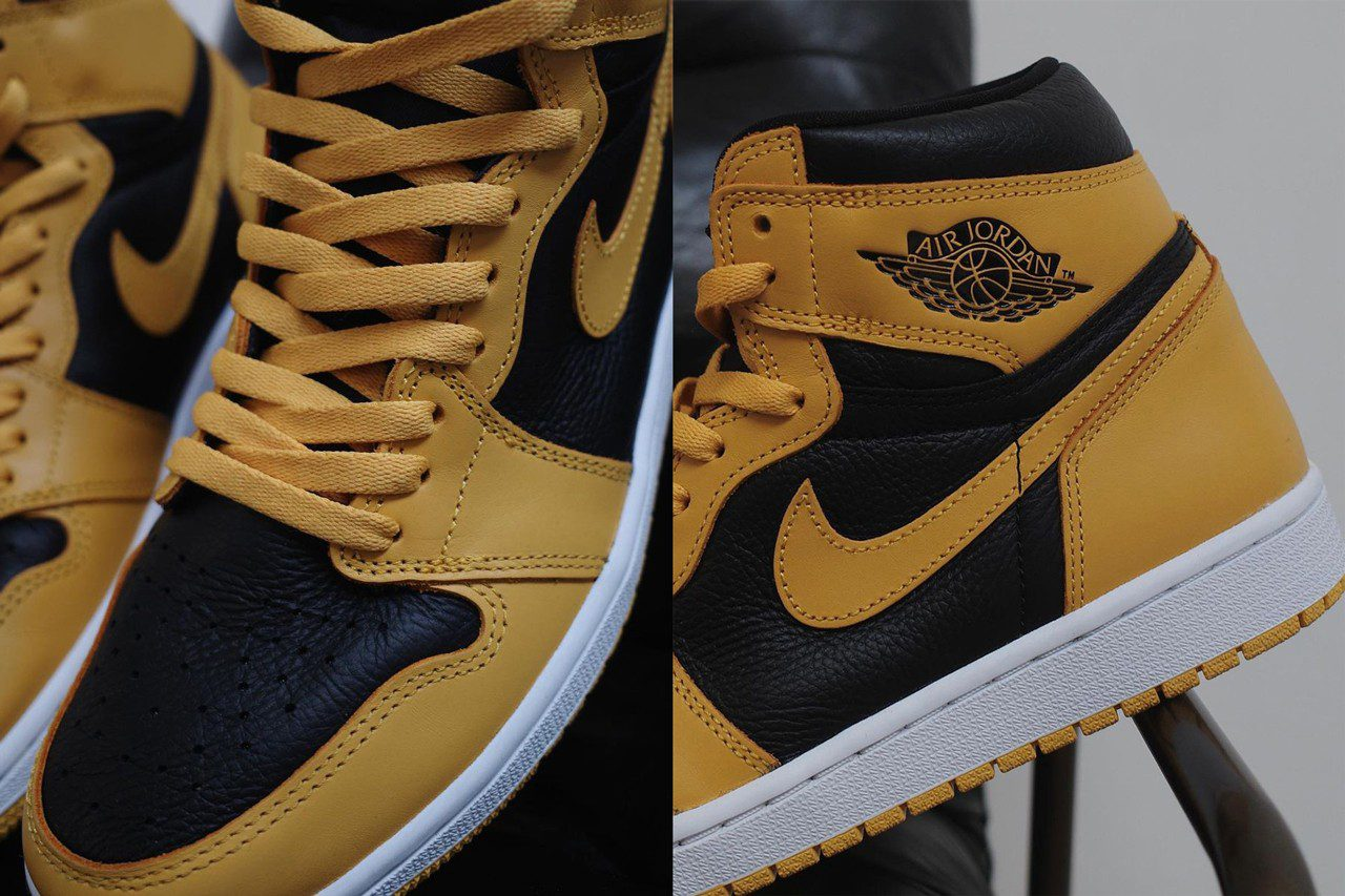 "Sneak Peek: Air Jordan 1 Retro High ""Pollen"""