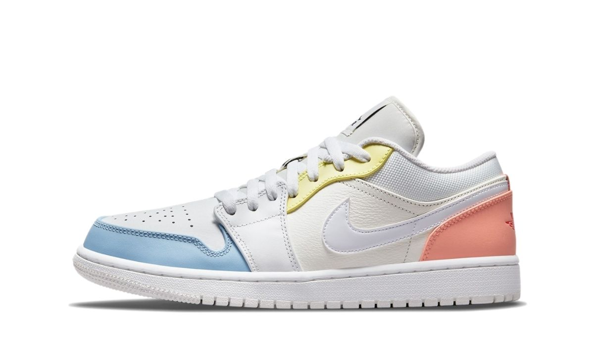 Nike Air Jordan 1 Low To My First Coach