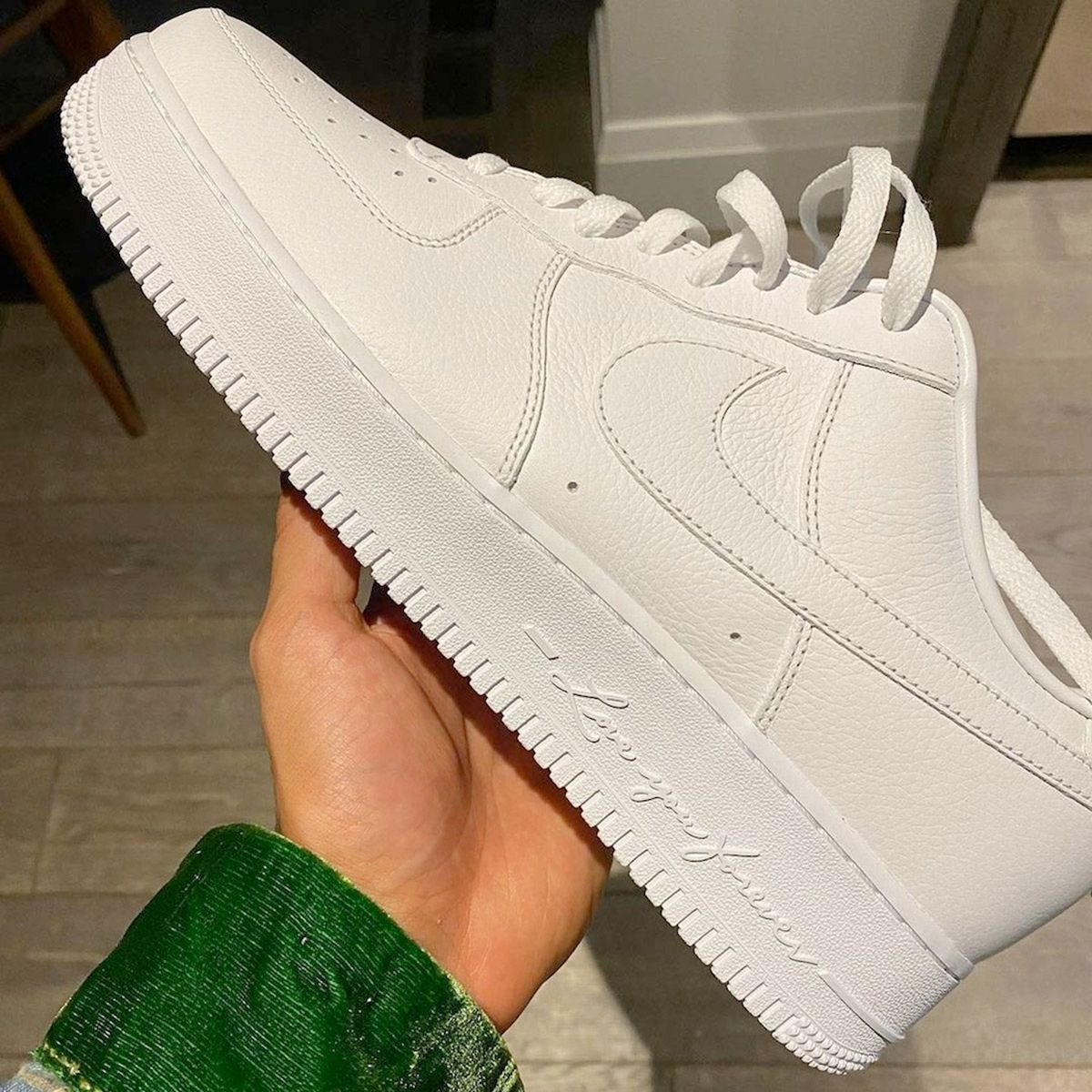 Certified Lover Air Force 1