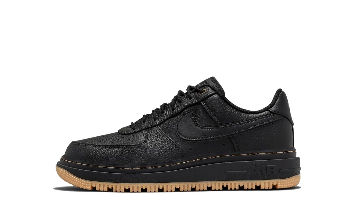 Nike Air Force 1 Low Luxe Black