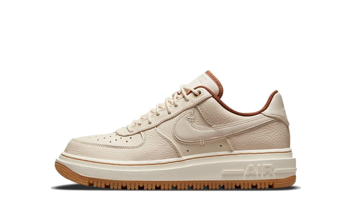 Nike Air Force 1 Low Luxe Pearl White